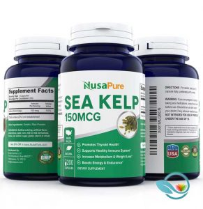 NusaPure Sea Kelp