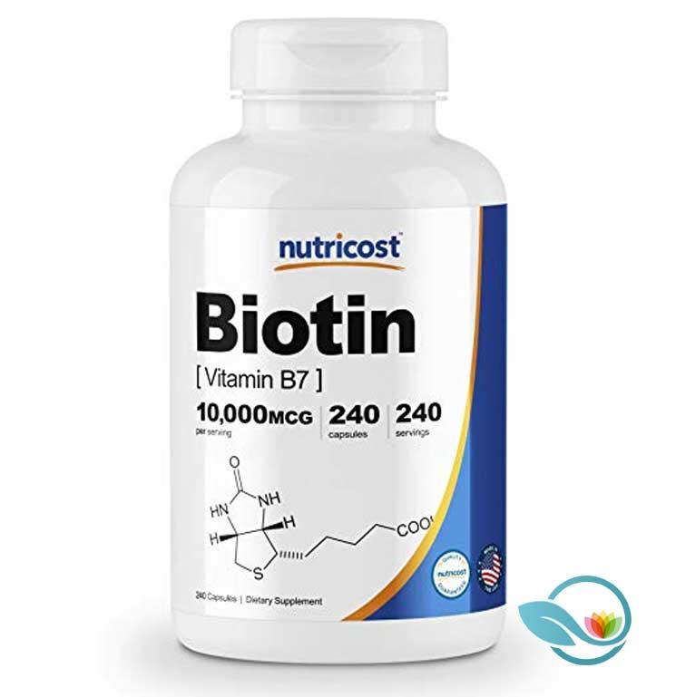 Nutricost-Biotin