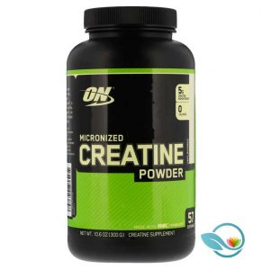 Optimum Nutrition Micronized Creatine Monohydrate Capsules