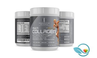 Organique Science Multi-Collagen Protein Powder