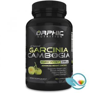 Orphic Nutrition All Natural Garcinia Cambogia