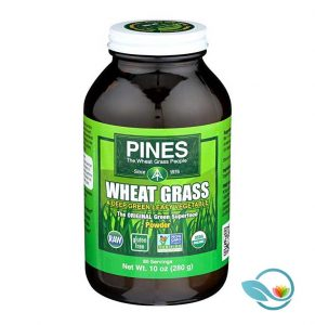 Pines Organic Wheat Grass