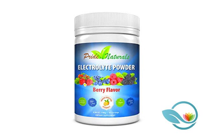 Pride Naturals Electrolyte Powder