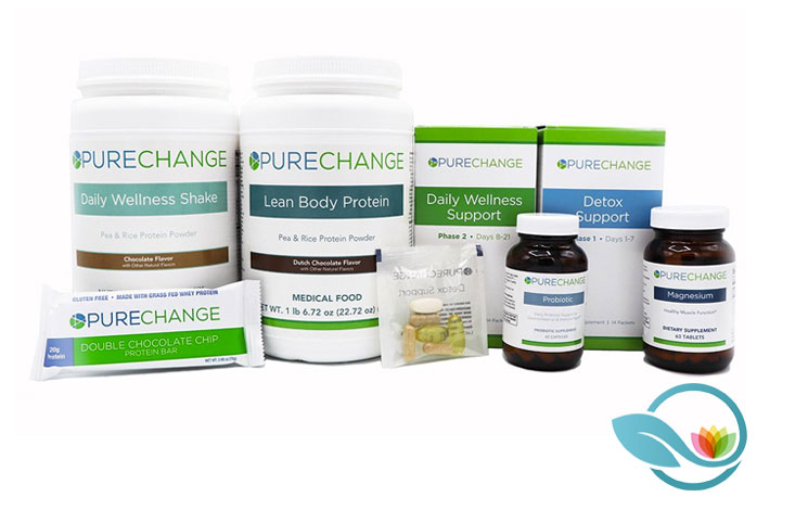 Pure Change Program: Dr. Passler's Lean Body Protein, Wellness Shakes and Vitamin Products
