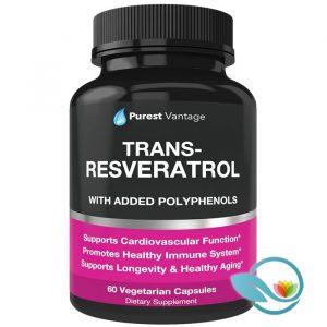 Purest Vantage Trans-Resveratrol