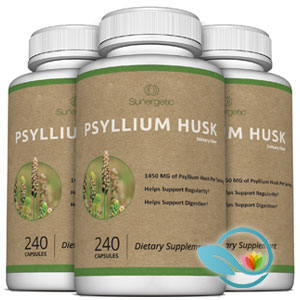 Sunergetic Psyllium Husk