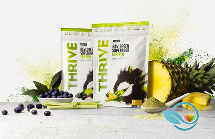 Life is Rare THRIVE Superfood Drink, CBD Products and Nootropic Vitamins