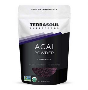 Terrasoul Superfoods Acai Berry Powder
