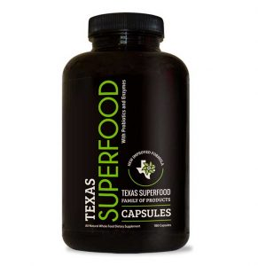 Texas Superfood Capsules