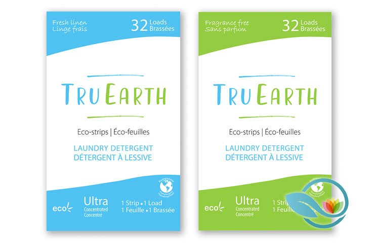Tru Earth Laundry Eco-Strips: Safe Eco-Friendly Laundry Detergent for Skin and Clothes?