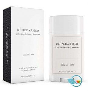 Underarmed Active Botanical Luxury Deodorant