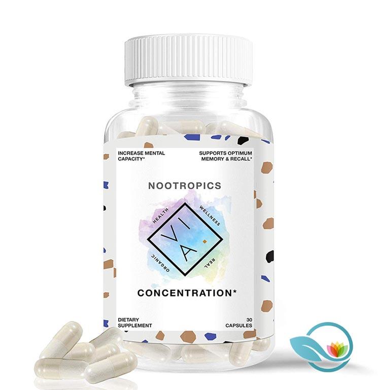 VIA-Nootropic-Concentration
