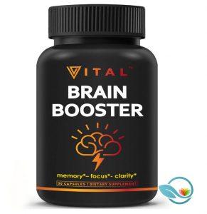 Vital Vitamins Brain Booster