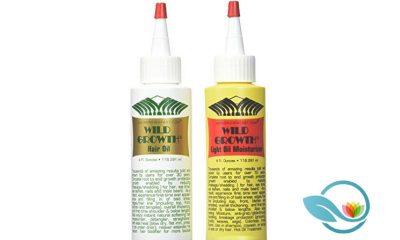 wild growth hair care