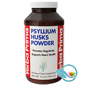 Yerba Prima Psyllium Husks Powder