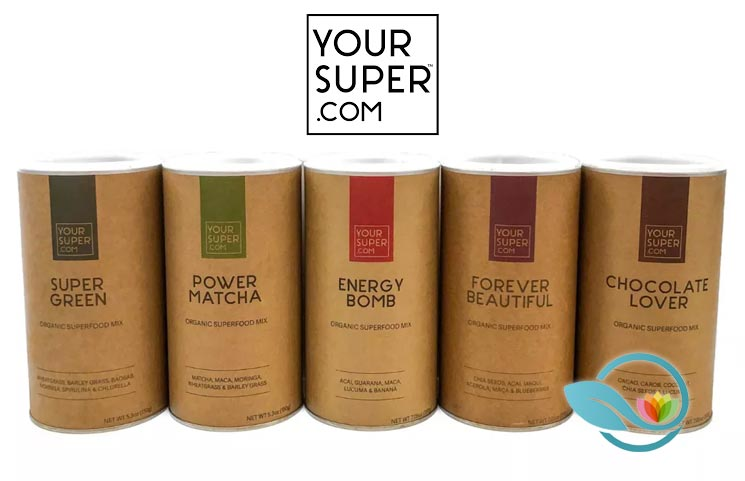 Your Super: Nutritional Organic Superfood Powder Health Products