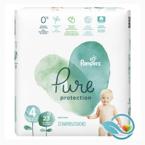 pampers pure prection