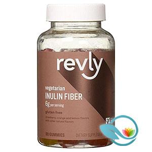 Revly Inulin Fiber Gummies