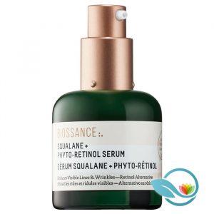 Biossance Squalane + Phyto-Retinol Serum