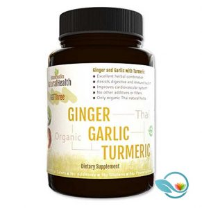 Botaniceutics Ginger Garlic Turmeric (GG&T)