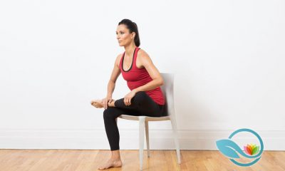Chair Workouts: Dr.Oz's Trainer Donovan Green Workout Program is Here