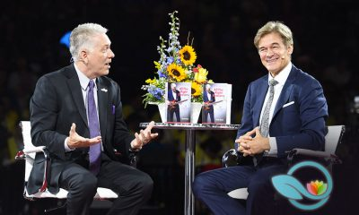Dr. Oz Challenges USANA CEO and Community to Two-Million-Meal Challenge