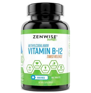 Zenwise Health Vitamin B12