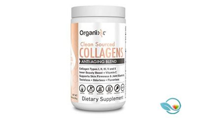 Organixx Clean Sourced Collagens