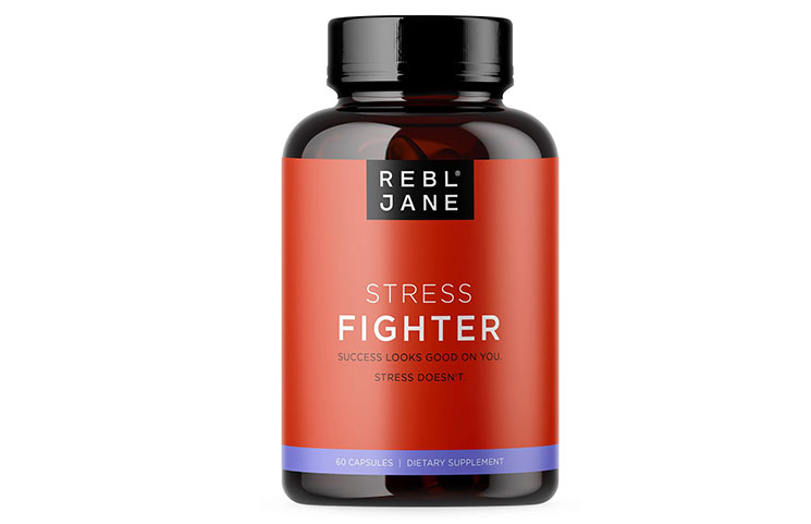Rebl Jane Stress Fighter
