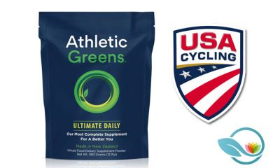 Athletic Greens Becomes Official Sponsor For USA Cycling Team After Getting NSF Certified