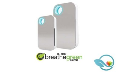 Breathe Green Plug N' Pure