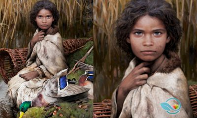 """Neolithic Woman's Oral Microbiome and Genome Reconstructed from Her """"Chewing Gum"""""""