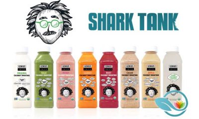 Genius Juice to Appear on Shark Tank TV Show, Feature Whole Coconut Smoothies