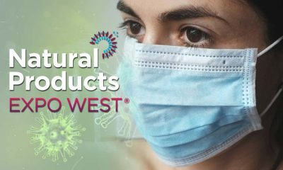 Natural Products Expo West 2020 Initially Postponed to April Over Coronavirus Travel Fears