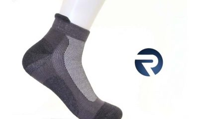 Rev Self-Cleaning Pure Silver Socks Launches as Anti-Bacterial Activewear