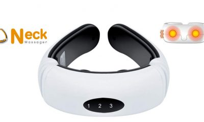 NeckMassager: Blood Stimulating Neck Relaxation Massaging Device