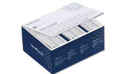 HealthyCell REM Sleep: Deep Herbal Sleep Support Supplement