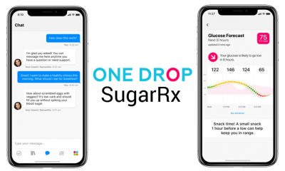 One Drop Launches SugarRx for Personal Diabetes Coaching and Education