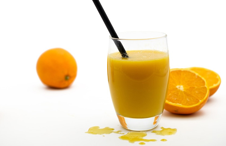 Coronavirus Immunity Concerns Cause Rise in Orange Juice Sales for Vitamin C Boost