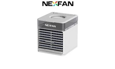 NexFan Ultra Air Cooler: High Energy Portable AC with Powerful Cooling