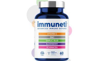 Immuneti Advanced Immune Defense: Doctor-Formulated Immunity Booster?