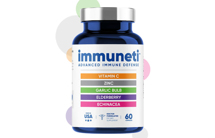 Immuneti Advanced Immune Defense: Doctor-Formulated Immunity Booster?