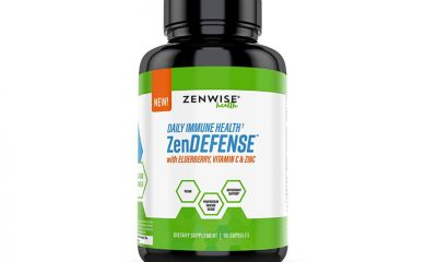 ZenDEFENSE by ZenWise Health: Daily Immune System Defense Supplement