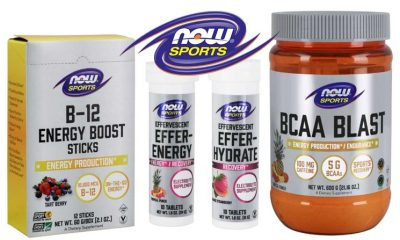 NOW Sports Debuts a New Recovery and Performance Product Line