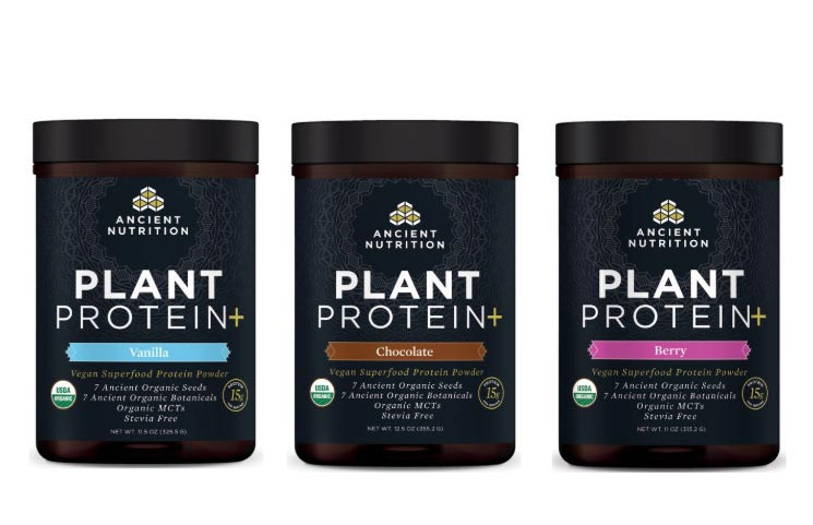 Plant Protein+