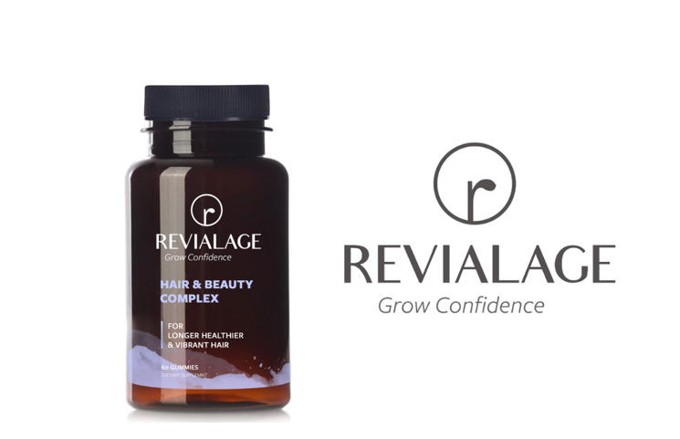 Revialage: Hair & Beauty Complex to Grow Long and Luminous Hair With a Gummy