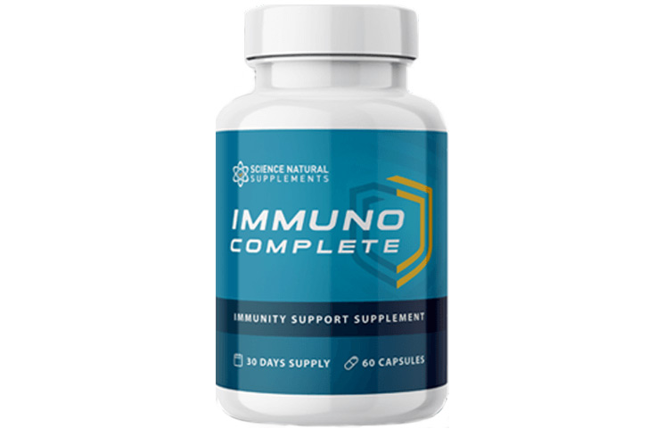 Science Natural Supplements Immuno Complete: Cellular Defense and Immunity Support
