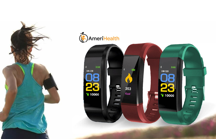 AmeriHealth Fit Tracker: Military-Inspired Fitness Tracker Healthwatch