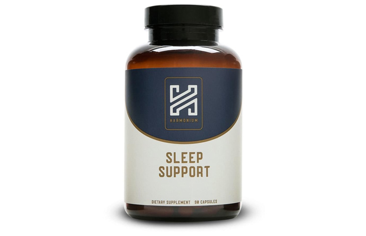 Harmonium Sleep Support: Natural Sleep Aid Supplement Benefits?