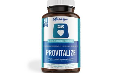 Provitalize: Better Body's Probiotic Supplement for Weight Loss
